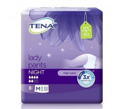 Tena Lady Pants Night Talla M 8 Und