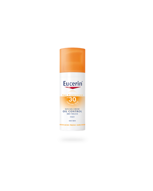 Eucerin Gel Crema Oil Control Dry Touch FPS 30+