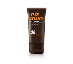 Piz Buin Allergy FPS30 Crema Facial 40ml