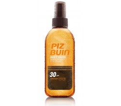 Piz Buin Wet Skin FPS30 Spray 150ml